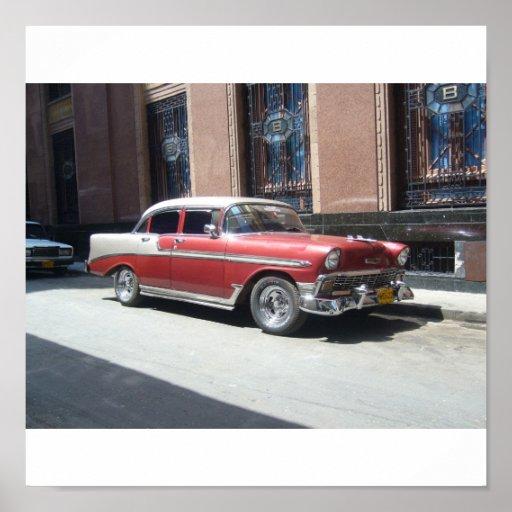 Belleza de La Habana Póster