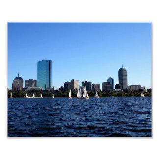 Belleza de la impresión de Boston Fotos