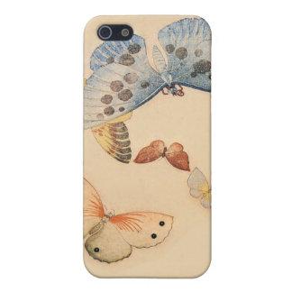 Belleza de la mariposa iPhone 5 funda