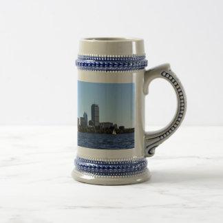 Belleza de la taza de Boston Stein