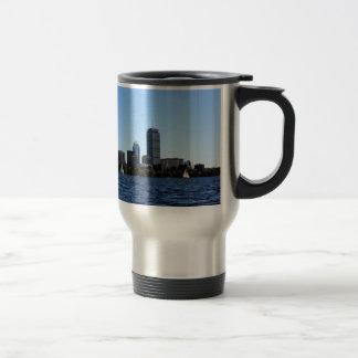 Belleza de la taza del viaje de Boston