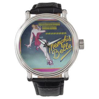 Belleza de Memphis Reloj De Mano