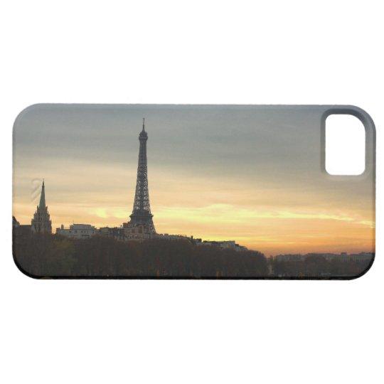 Belleza de noviembre París Funda Para iPhone SE/5/5s