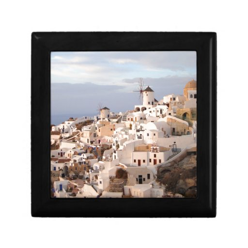 Belleza de Santorini Caja De Regalo