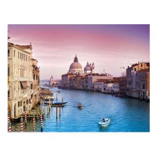 Belleza de Venecia Italia Postales