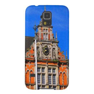 Belleza del ayuntamiento antiguo de Harburg del Carcasas Para Galaxy S5
