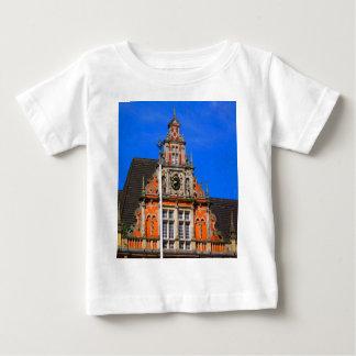 Belleza del ayuntamiento antiguo de Harburg del Playera