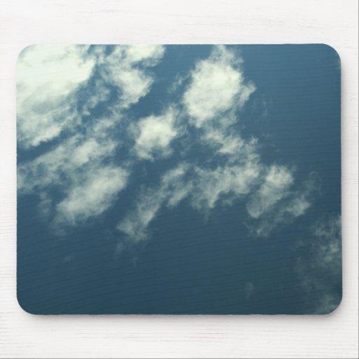 Belleza del cielo tapetes de ratones