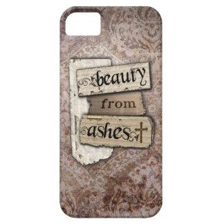 Belleza del damasco cristiano de las cenizas iPhone 5 fundas