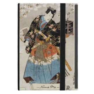 Belleza del geisha - pintura japonesa oriental fre iPad mini cobertura