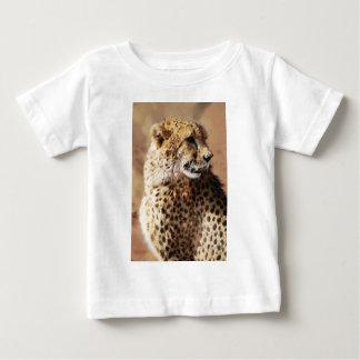 Belleza del guepardo con los colmillos polera