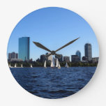 Belleza del reloj de pared de Boston