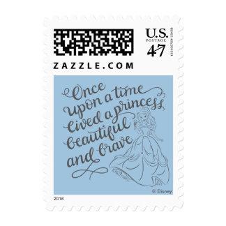 Belleza el | érase una vez sellos postales
