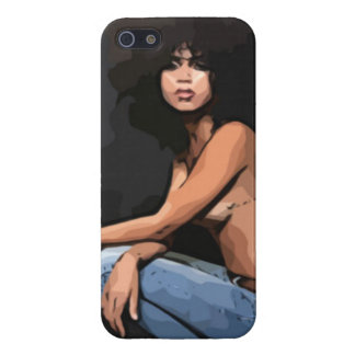 Belleza étnica artsy - caso del iPhone 5 iPhone 5 Carcasa