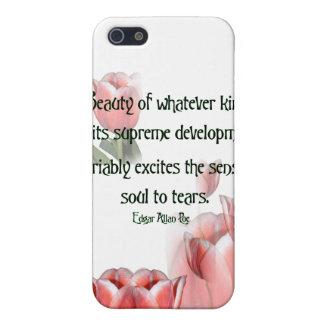 Belleza iPhone 5 Carcasas