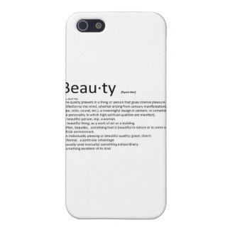 Belleza iPhone 5 Cárcasa
