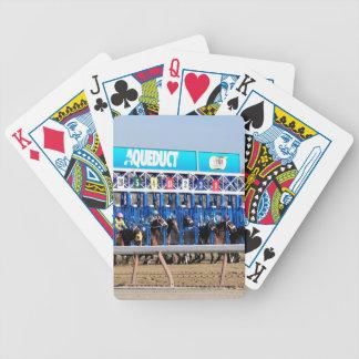 Belleza Gallantey el el día de Año Nuevo Baraja Cartas De Poker