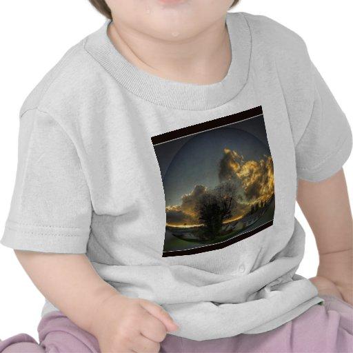 Belleza global camiseta