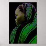 Belleza II de Darfur Póster