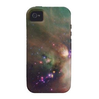 Belleza intemporal vibe iPhone 4 carcasas