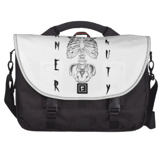 Belleza interna bolsas de portatil