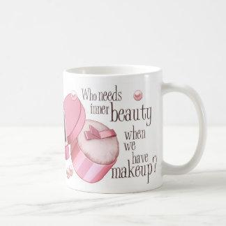 Belleza interna taza de café