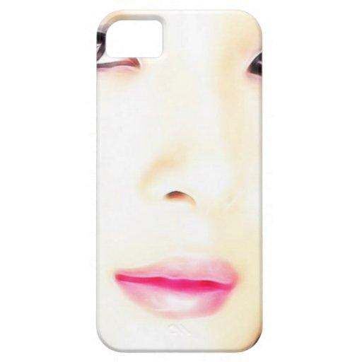 Belleza iPhone 5 Funda