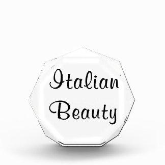 BELLEZA ITALIANA