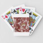 Belleza japonesa baraja de cartas