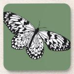 Belleza ligera del mosaico posavaso