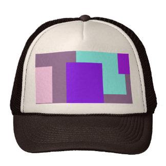 Belleza linear gorras de camionero