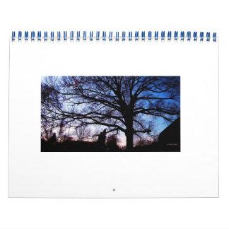 Belleza meridional calendario