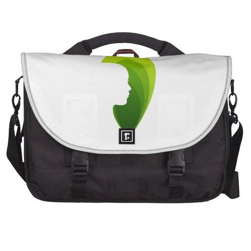 Belleza natural bolsas de portatil
