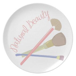 Belleza natural platos para fiestas