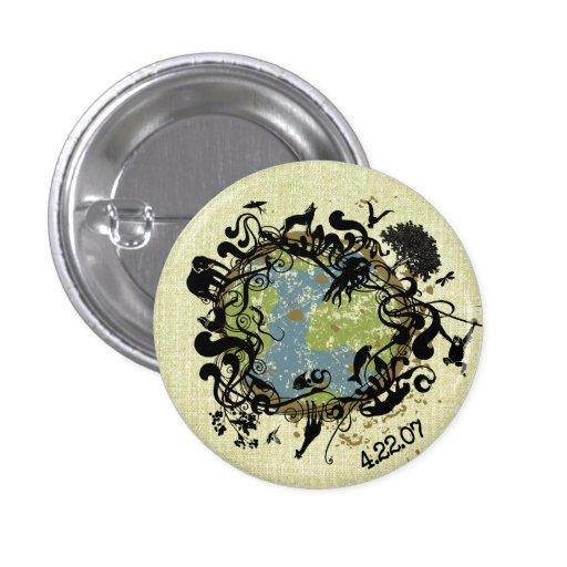 ¡Belleza natural - presérvela! Pin Redondo 2,5 Cm