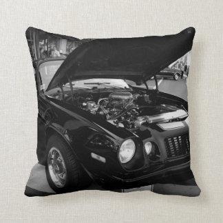 Belleza negra almohada