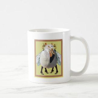 Belleza o la bestia taza clásica