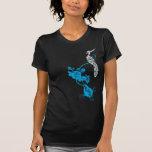 """Belleza """"pájaro del Victorian del deseo"""" por JPF Camiseta"""
