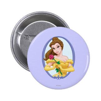 Belleza Pin Redondo 5 Cm