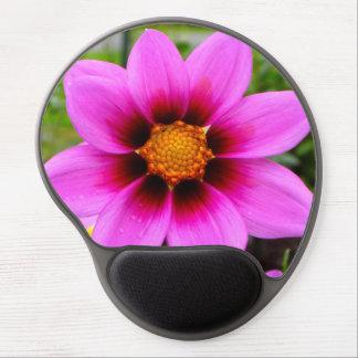 Belleza rosada alfombrilla gel