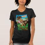 Belleza salvaje de Livvy Rae Camiseta