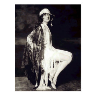 Belleza temprana del francés de los 1900s tarjetas postales