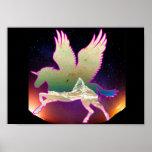 Belleza y el unicornio posters