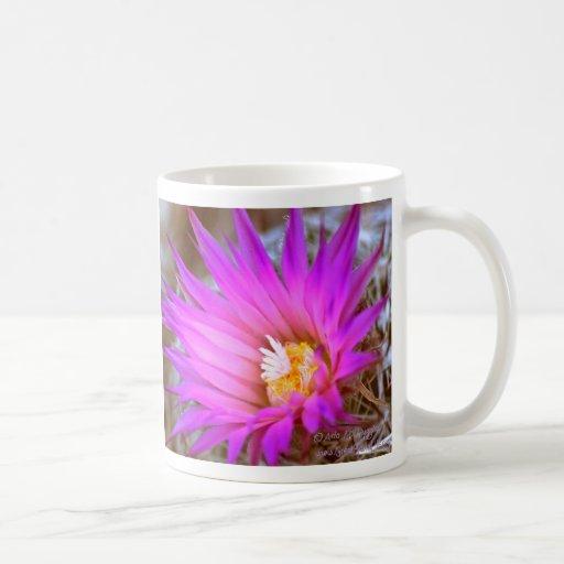 Belleza y espinas taza de café