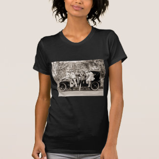 Bellezas 1918 del vintage de los chicas de Mack Camisas