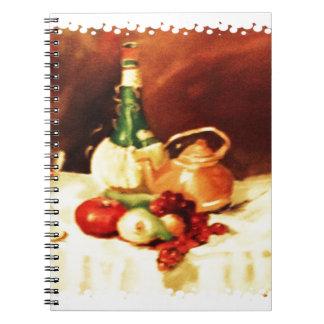 Bellezas de la cocina cuaderno