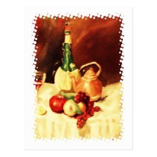 Bellezas de la cocina postales