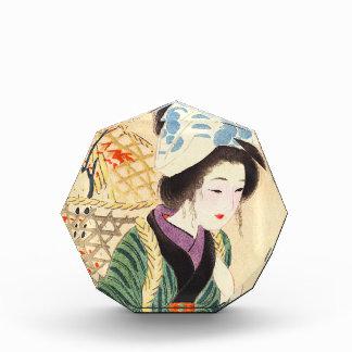 Bellezas de los doce meses Bijin de Hirezaki Eiho
