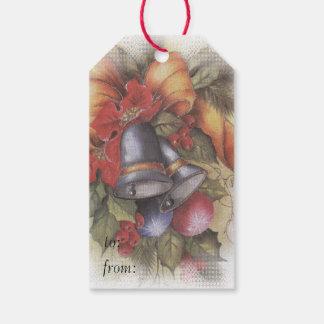 bellezas del navidad etiquetas para regalos
