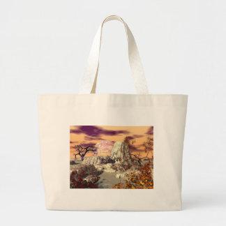 bellezas que toman el sol del arte 3d bolsa de mano